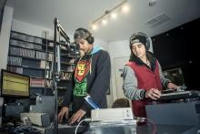 Justyn and Kobi of Real Talk Radio